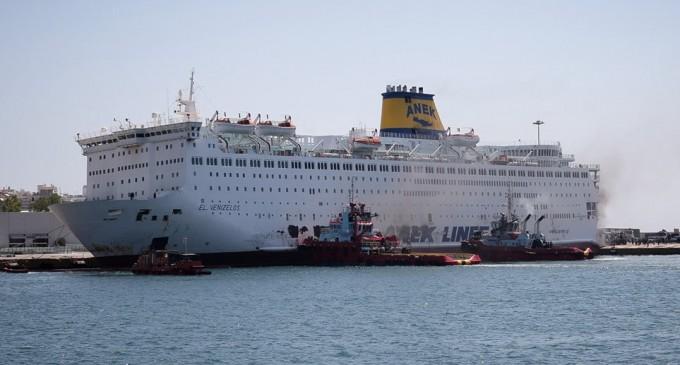 Κορωνοϊός: Στο νοσοκομείο δεύτερος ναυτικός του «Ελευθέριος Βενιζέλος»