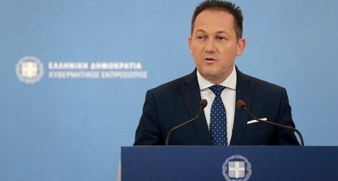 Πέτσας: Από τις 27 Απριλίου θα ενημερωθούν οι πολίτες για το σχέδιο επιστροφής στην κανονικότητα