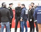 Στο λιμάνι ο Χαρδαλιάς για την αντιμετώπιση της «υγειονομικής βόμβας»