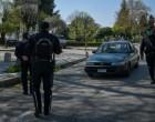 «Τσίμπησαν» διαρρήκτες σε έλεγχο για τα περιοριστικά μέτρα κορωνοϊού