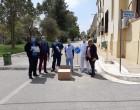 Η διοίκηση του Γενικού Νοσοκομείου «Αγία Βαρβάρα» εύχεται Καλό Πάσχα στον Δήμαρχο Λάμπρο Μίχο