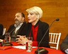 Η Χριστίνα Τσιλιγκίρη νέα πρόεδρος του ΣΕΦ