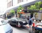 Παρακώλυση συγκοινωνίας στο κέντρο της πόλης (φωτο)