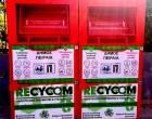 Κόκκινοι κάδοι ανακύκλωσης για συλλογή ενδυμάτων – υποδημάτων από τον δήμο Πειραιά
