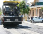 Νέα έργα ασφαλτοστρώσεων σε δρόμους του Πειραιά
