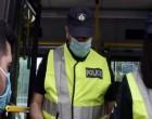 Έλεχγοι της ΕΛ.ΑΣ. σε στάσεις λεωφορείων και τρόλεϊ – Μουδιασμένοι οι επιβάτες στα ΜΜΜ την πρώτη μέρα της άρσης των μέτρων