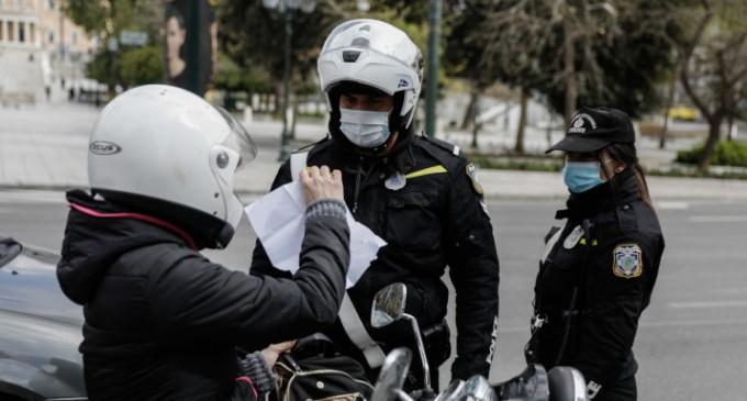 Απαγόρευση κυκλοφορίας: Τα παράξενα της Πρωτομαγιάς -Ποδηλάτης έβγαλε βόλτα το… ιγκουάνα του
