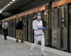 «Ελεγκτές» για μάσκες σε μετρό και λεωφορεία: Πιάνουν δουλειά 300 βοηθοί επιβατών τη Δευτέρα