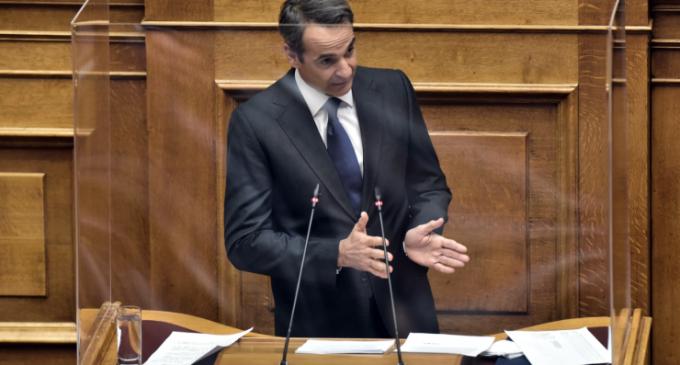 LIVE η ομιλία του πρωθυπουργού στη Βουλή για το περιβαλλοντικό νομοσχέδιο