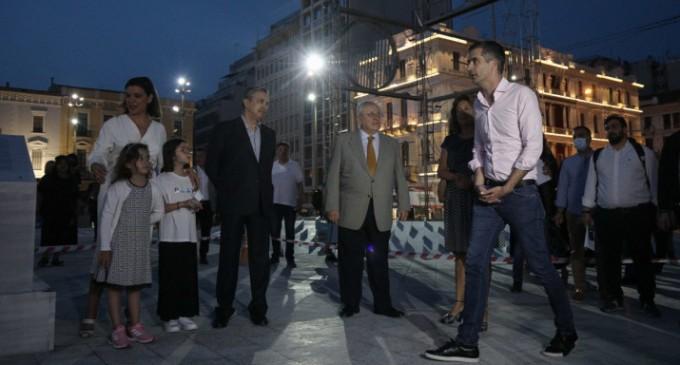 Μπακογιάννης για πλατεία Ομονοίας: Κάναμε λάθος με τον συνωστισμό, αλλά δεν κάναμε φιέστα