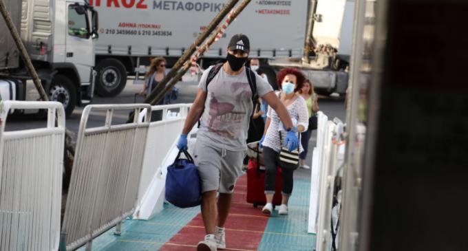 Άρση μέτρων: Από Δευτέρα οι ελεύθερες μετακινήσεις για τα νησιά – Τι πρέπει να ξέρουμε
