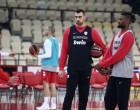 Ξεκινά προπονήσεις ο Ολυμπιακός -Περιμένει τις αποφάσεις της Euroleague