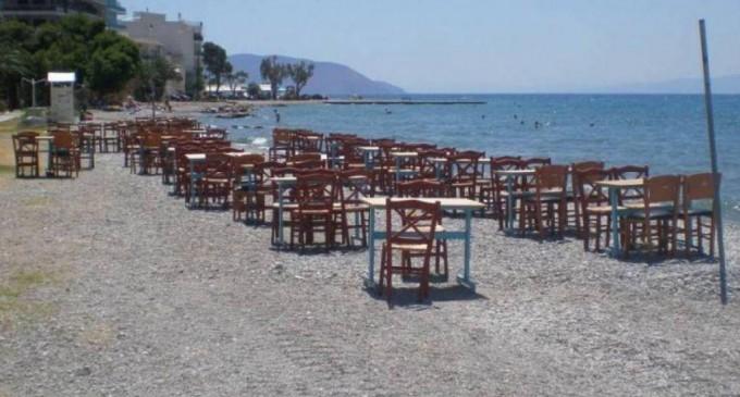 Απλοποιούνται με ΚΥΑ οι διαδικασίες για παραχώρηση απλής χρήσης αιγιαλού και παραλίας