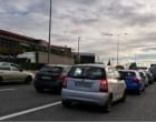 Σύγκρουση οχημάτων στις Τρεις Γέφυρες – Πού υπάρχουν καθυστερήσεις
