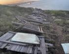 Κατεδάφιση αυθαίρετων κατασκευών στη Γαϊδουρόμαντρα Λαυρίου από τον  Δήμο