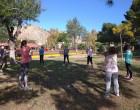 Γυμναστική στα πάρκα του Δήμου Κερατσινίου Δραπετσώνας