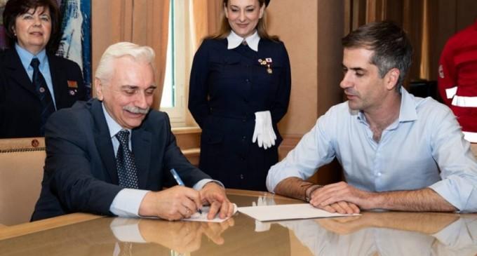 Συμφωνία συνεργασίας Δήμου Αθηναίων – Ελληνικού Ερυθρού Σταυρού