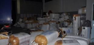 «Μαϊμού» ρολόγια και αθλητικά είδη εντοπίστηκαν στο Τελωνείο Πειραιά