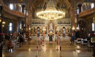 Χαλαρώνουν τα μέτρα στις εκκλησίες – Πως θα γίνονται γάμοι και βαπτίσεις