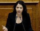 Ερώτηση της βουλευτή Β' Πειραιά Φωτεινής Μπακαδήμα για τα αδέσποτα της Σαλαμίνας