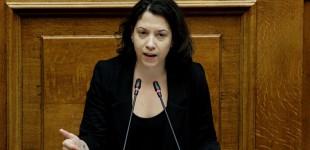 Φωτεινή Μπακαδήμα: «Η Κυβέρνηση σπαταλά 48 εκ. ευρώ για λογισμικό που διατίθεται δωρεάν»