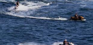 Απαγόρευση κυκλοφορίας σκαφών και jet ski από τα Βοτσαλάκια ως τη Σχολή Ναυτικών Δοκίμων
