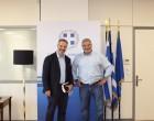 Γ. Πατούλης: «Διατηρούμε ανοιχτή γραμμή επικοινωνίας και συνεργασίας με την ΕΤΑΔ με στόχο την αξιοποίηση όλων των δυνατοτήτων που θα μας οδηγήσουν ταχύτερα στην αναπτυξιακή αναβάθμιση της Αττικής μας»