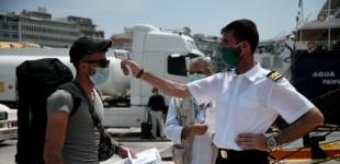 Αγίου Πνεύματος: Αυξημένα τα μέτρα του Λιμενικού για το τριήμερο – Θερμομέτρηση και ειδικό ερωτηματολόγιο για τους ταξιδιώτες
