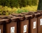 Καφέ κάδοι βιοαποβλήτων τοποθετήθηκαν σε σημεία του Πειραιά