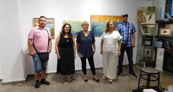 Εγκαίνια ομαδικής εικαστικής έκθεσης στο Art Prisma