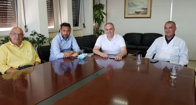 Το Νοσοκομείο Μεταξά επισκέφθηκε ο Βουλευτής Ιωάννης Π. Μελάς