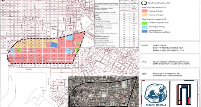 Διατήρηση και ανάδειξη του βιομηχανικού χαρακτήρα της περιοχής Αγίου Διονυσίου!