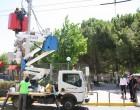 Ξεκίνησε η αναβάθμιση του Δημοτικού Φωτισμού στον Πειραιά