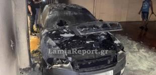 Έκαψαν το αυτοκίνητο πρώην Αρχιφύλακα των φυλακών Δομοκού – «Κινδύνεψαν οικογένειες με παιδιά, δεν μπορούσαμε να αναπνεύσουμε»