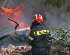 Πυρκαγιά σε δασική έκταση στα Σπάτα – Μεγάλη κινητοποίηση της Πυροσβεστικής