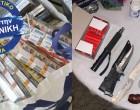 Μεγάλο «χτύπημα» σε ΛΑΘΡΕΜΠΟΡΟΥΣ με συλλήψεις – Κατασχέθηκαν πάνω από 7.000 λαθραία τσιγάρα