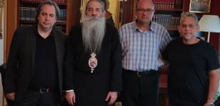 Νέα πνοή στο Ωδείο της Μητροπόλεως δίνει ο Πειραιώς Σεραφείμ