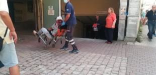 Άνδρας μπήκε με τσεκούρι στην Εφορία και χτύπησε υπαλλήλους!