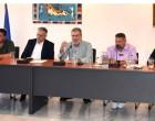Τάκης Θεοδωρικάκος: Το υπουργείο Εσωτερικών αναλαμβάνει πλήρως τα έξοδα αποκατάστασης των ζημιών στα Δημοτικά Σφαγεία Ταύρου