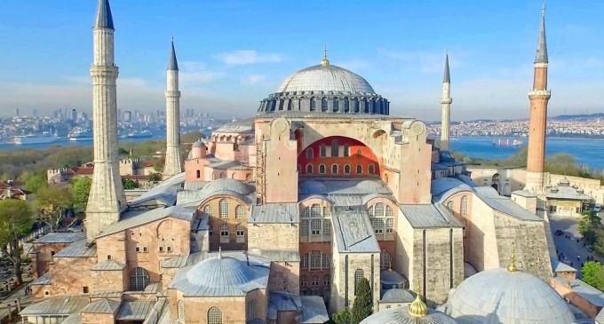 Κερατσίνι – Δραπετσώνα:  Ψήφισμα σχετικά με τη μετατροπή της Αγίας Σοφίας σε τζαμί