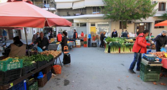 Λαϊκές αγορές: Σχέδιο νόμου για τη λειτουργία τους – Τι θα ισχύει