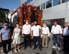 Παράδοση εξοπλισμού συλλογής βιοαποβλήτων και κάδων ανακύκλωσης στον Δήμο Ελληνικού – Αργυρούπολης