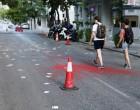 Συνελήφθησαν δύο αλλοδαποί που πέταξαν μπογιά και τρικάκια έξω από την τουρκική πρεσβεία