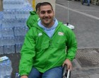 Αναπηρικά αμαξίδια σε πάνω από 200 συμπολίτες μας χάρη στα πλαστικά καπάκια νερού