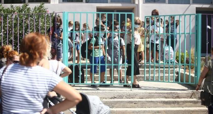 «Αλαλούμ» με θετικό κρούσμα σε Γυμνάσιο στο Κερατσίνι -Δηλώσεις και ανακοινώσεις που θα συζητηθούν!