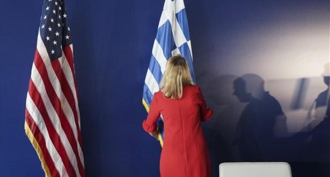 Στέιτ Ντιπάρτμεντ: Οι ελληνοαμερικανικές σχέσεις «στο ισχυρότερο επίπεδο των τελευταίων δεκαετιών»