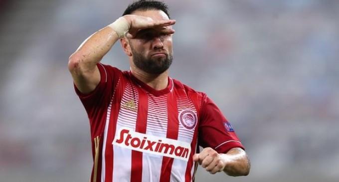Ολυμπιακός – Ομόνοια 2-0: Κουνάει σεντόνι με Βαλμπουενά, Ελ Αραμπί