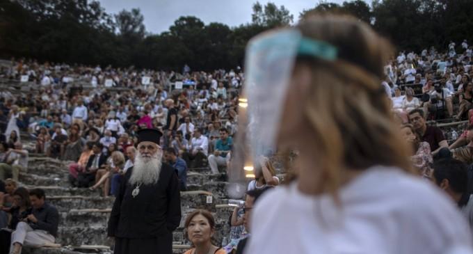 Κορονοϊός: Αναστέλλονται όλες οι υπαίθριες θεατρικές παραστάσεις από την Πέμπτη