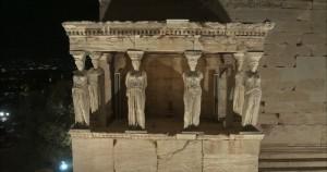 acropoli-fotismos-kariatises