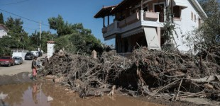 Εύβοια: Λήγει στις 30 Σεπτεμβρίου η προθεσμία για αποζημιώσεις των πλημμυροπαθών